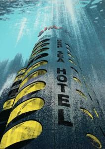 Das Unterwasserhotel DIMAH, Spielort von BLOWBACK | DIE SUCHE