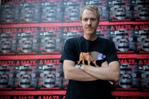 Gründer und Direktor von A MAZE. Thorsten S. Weidemann  © Lerato Maduna (SA)