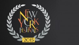 Logo der New York Filmfestivals 2015